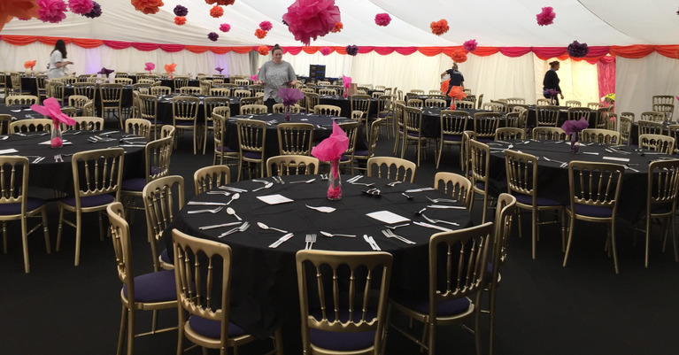 Malton Marquees Furniture Hire